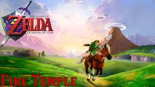 Fire Temple - The Legend of Zelda Ocarina of Time Soundtrack