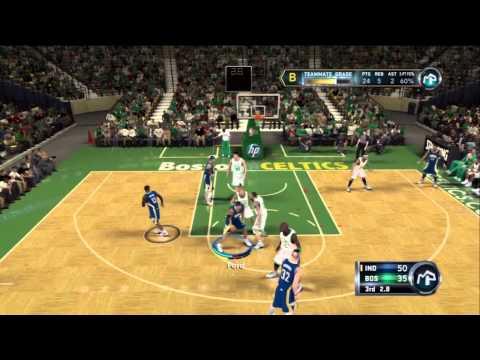 NBA 2K12: My Player: Cesar