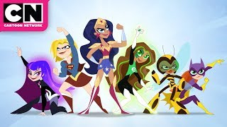 Best Day Ever | DC Super Hero Girls | Cartoon Network