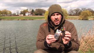 ***CARP FISHING TV*** New Edges Trans Khaki Accessories