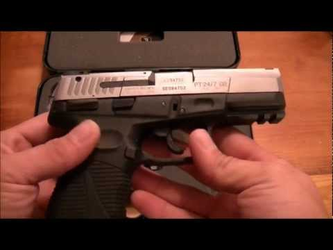 Taurus 24/7 G2 review