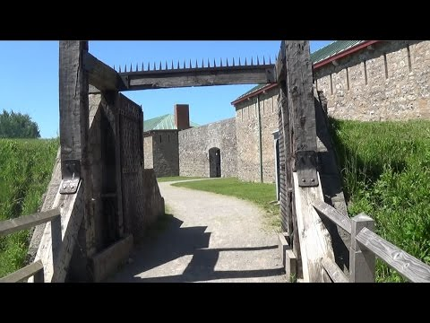 Old Fort Erie - History and Paranormal Evidence