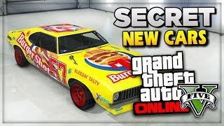 GTA 5 PS4 Secret & Rare Cars Online ! GTA 5 Online PS4 Gameplay Screenshots (GTA V Gameplay)