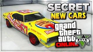 GTA 5 PS4 Secret & Rare Cars Online ! GTA 5 Online PS4 Gameplay Screenshots (GTA V Gameplay)