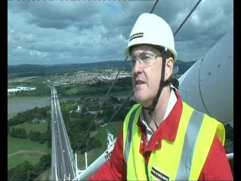 Laing O'Rourke Severn Bridge Maintenance