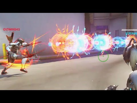 Overwatch - Craziest Arcade Moments