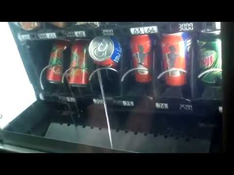 hacking coke machine html: