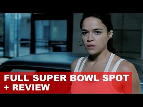 Fast And Furious 6 Super Bowl Trailer + Trailer Review : Hd Plus video