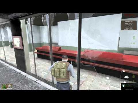 ArmA 2 DayZ Mod: Town of Berezino