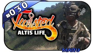 ARMA 3 ALTIS LIFE TWISTED #030 - zu Nah - Let's Play Arma 3 - Maru