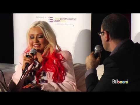 Christina Aguilera  Billboard Film and TV Music Conference 2