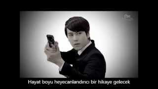 SUPER JUNIOR - SPY ( Türkçe Altyazılı - Turkish subtitles)
