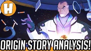 Overwatch - Sigma Origin Story - Trailer LORE ANALYSIS! | Hammeh