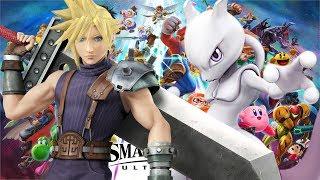 Super Smash Bros. Ultimate - Mewtu & Cloud freischalten!