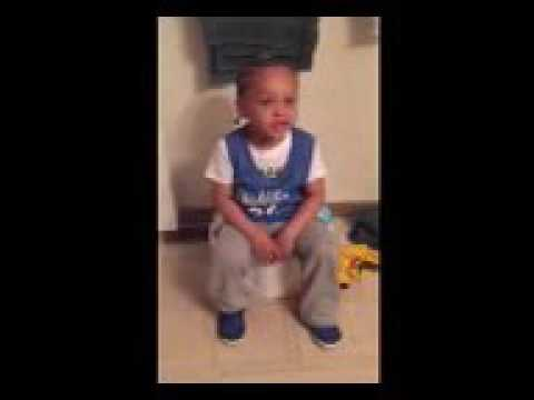 NBA rap,4yr old lil Jp