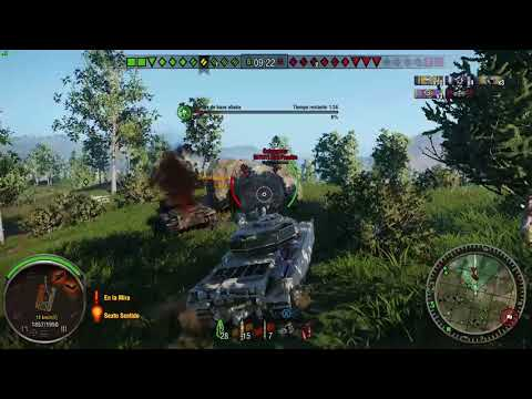 Centurion Action X Parte 2 World of Tanks Console Xbox One