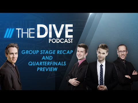 The Dive: Group Stage Recap and Quarterfinals Preview (Season 1, Episode 28)
