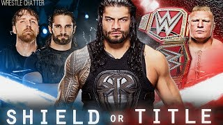 Roman Reigns Big Future Plans Now Changed ! Roman in Shield Or Roman Vs Brock Wresltemania 34