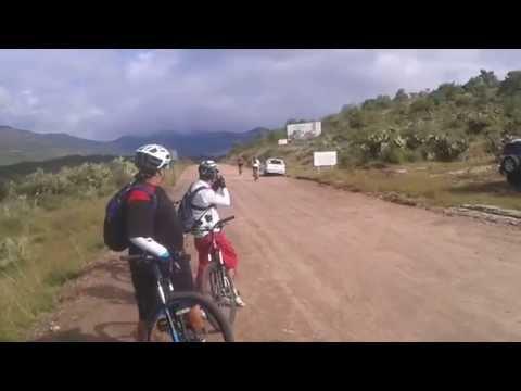 Reto Pink MTB Edgar vs. Mike Bofox MTB Aguascalientes