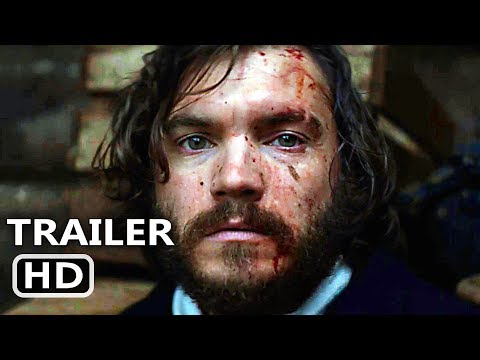 NEVER GROW OLD Official Trailer (2019) John Cusack, Emile Hirsch, Western Movie HD