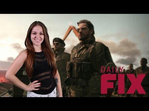 Megérkezett a Metal Gear Solid 5 launch trailere - Daily Fix (08.26)