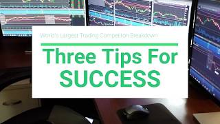 Win the Trading Competition - Top Trader John's Beginner Trading Team Shares his Insights and Tips