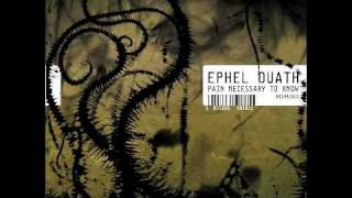 Ephel Duath - Few Stars, No Refrain and a Cigarette