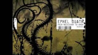 Ephel Duath - Few Stars, No Refrain and a Cigarette