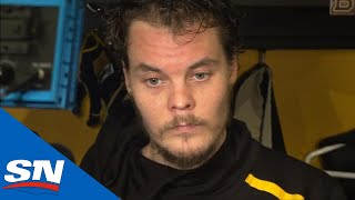 Tuukka Rask says Bruins 'Win as a team, lose as a team'