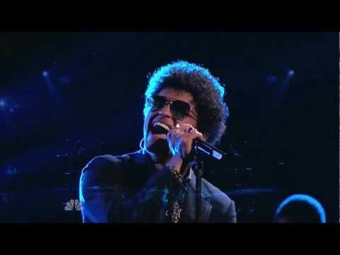 The Voice-when I Was Your Man Bruno Mars video