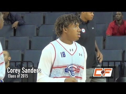 Corey Sanders Mixtape @ NBPA Top 100 Camp
