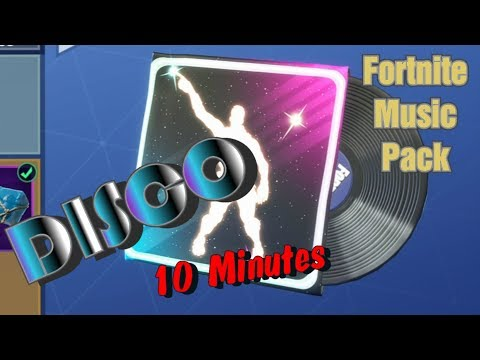Fortnite DISCO Music Pack [10 min version]