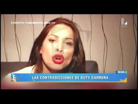 Las Contradicciones De Guty Carrera Con Sus Examores
