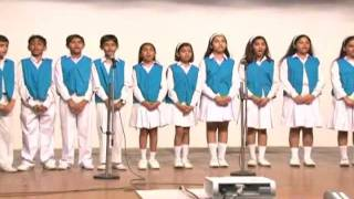 Cambridge Foundation School Present's Welcome Song