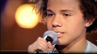Lucas  - The Voice Kids 2015 -  Blind auditions  - Year of Summer   HD