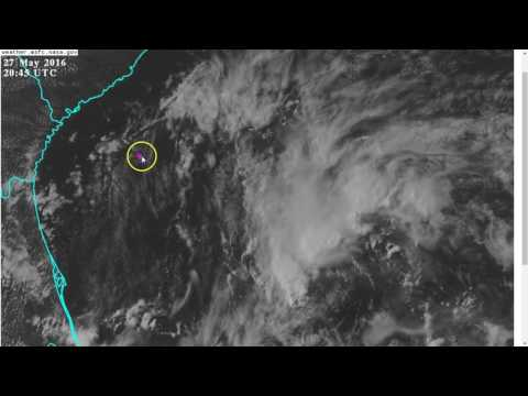 Tropical Tidbit for Friday, May 27th, 2016