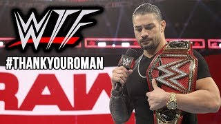 WWE RAW WTF Moments (22 October) | Roman Reigns Reveals Leukemia Battle, Dean Ambrose Turns Heel