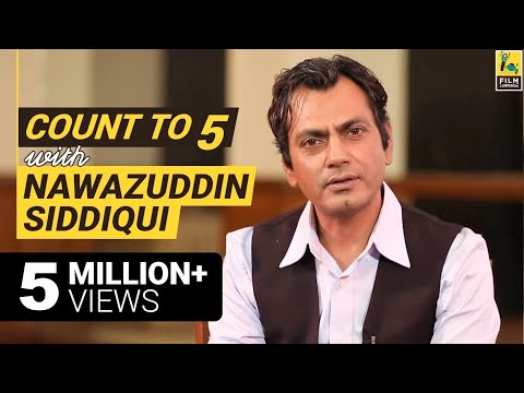 Nawazuddin Siddiqui On His Top 5 Scenes | Anupama Chopra | Film Companion thumbnail