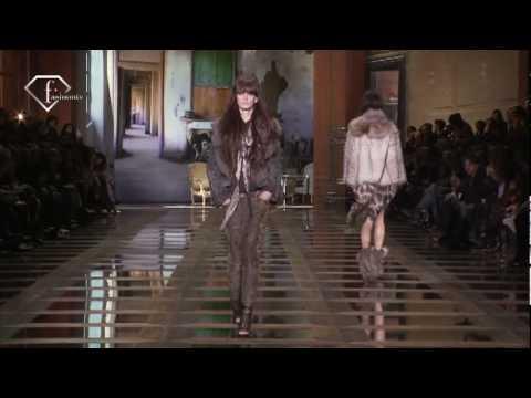 fashiontv | FTV.com - MILAN WOMAN F/W 10-11 - ROBERTO CAVALLI - FULL SHOW