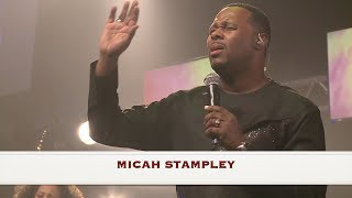 MICAH STAMPLEY at Open Heavens Concert Calgary, Canada 2018