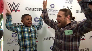 """WWE celebrates """"The Hero in All of Us"""""""