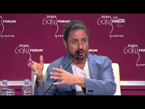 Debate: Transforming Sport Sponsorship | Doha GOALS 2014