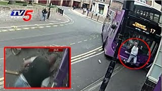 Shocking : Man Hits By Bus, Gets Up And Walks Straight Into Pub | England