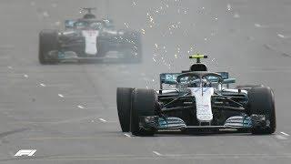 Top Five Moments | 2018 Azerbaijan Grand Prix