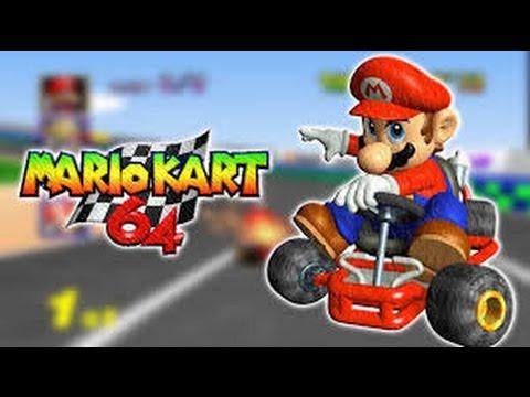 Mario Kart 64 Online Race #399