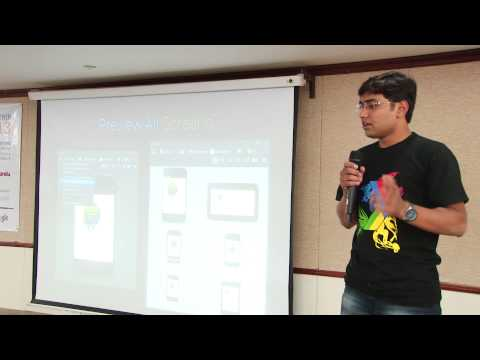 DevFest Kathmandu 2013 - Introduction to Android Studio