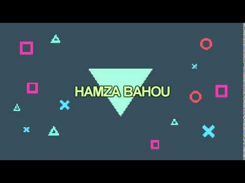 Free 2D Intro /HAMZA BAHOU   Sony Vegas Template