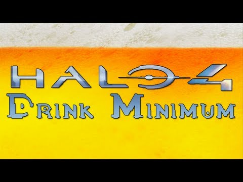 Drinking Games for Gamers: Halo 4 Drink Minimum