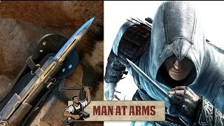 Hidden Blade & Pirate Cutlass (Assassin