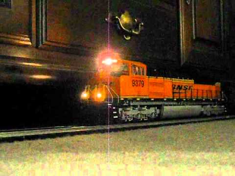 "MTH vs. Lionel   SD70ACe Comparison   PART 2     ""Running the Models"""